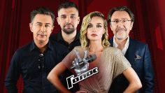 Голос 9 сезон 1 серия (09.10.2020) Россия