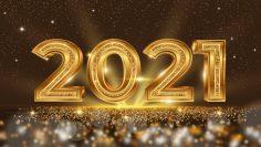Новогоднее поздравление c 2021 годом президентов России, Украины, Беларуси