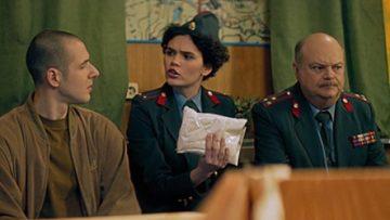 Милиционер с Рублёвки 6 серия смотреть онлайн